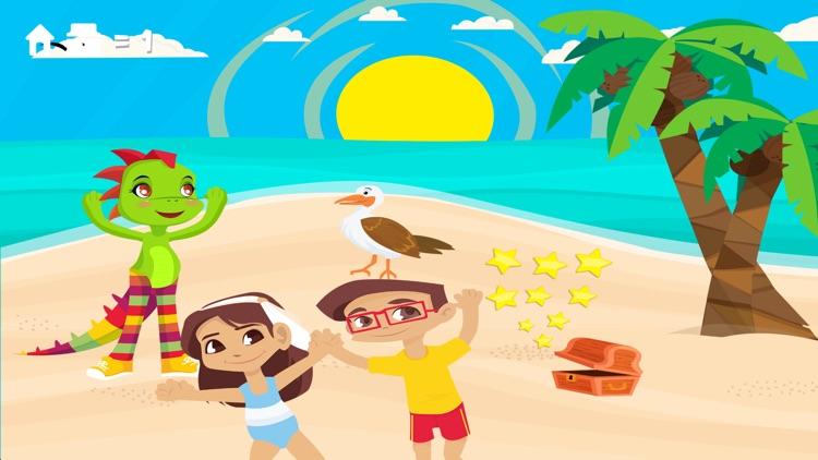 Play & Learn Spanish - Beach screenshot-6