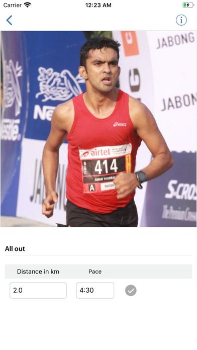 Run With Aman screenshot 1
