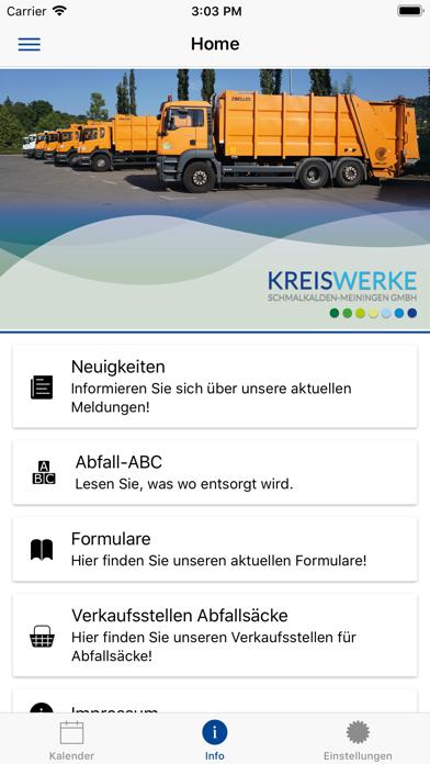 Abfall App SM-MGN screenshot 5