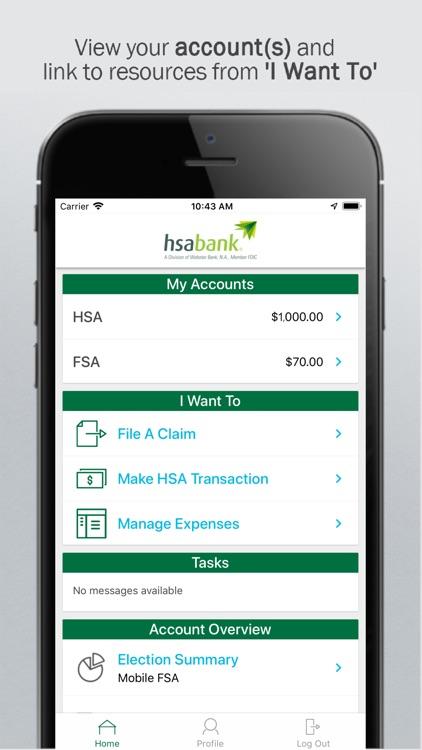 HSA Bank Mobile
