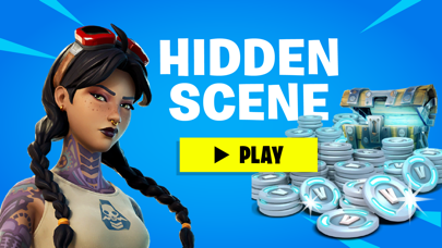 Hidden Scene For Fortnite Jig screenshot 1