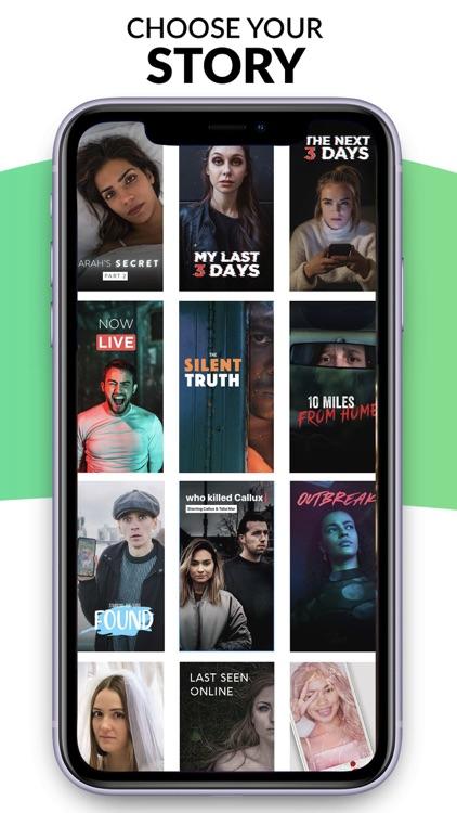 unrd - chat & texting stories screenshot-4