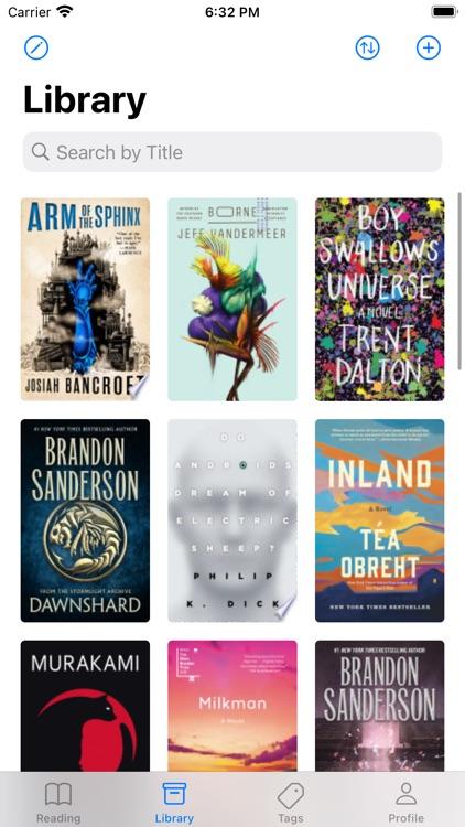 Bookstand - Reading Tracker screenshot-3