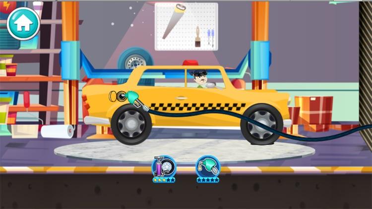 Little Car Wash screenshot-3