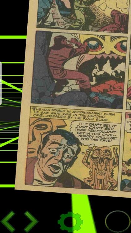 AR Comics screenshot-3