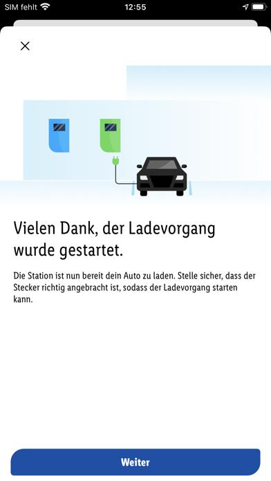 messages.download Lidl eCharge software