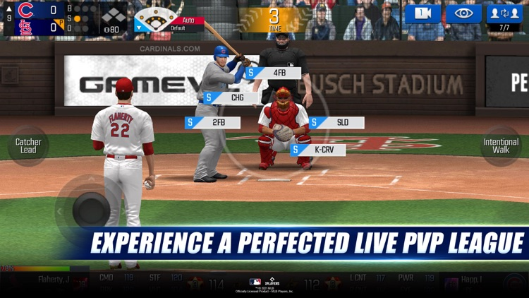 MLB Perfect Inning 2021 screenshot-3