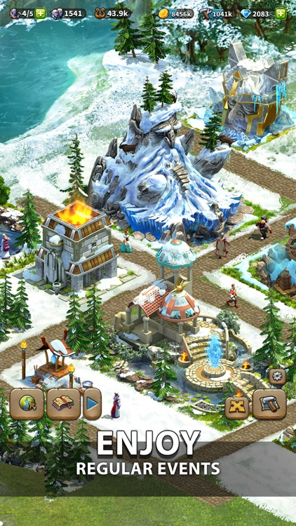 Elvenar - Fantasy Kingdom screenshot-6