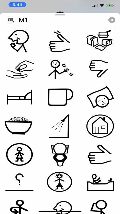 Makaton Symbols - Level 1 screenshot-3