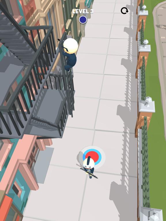 Silent Assassin 3D screenshot #3