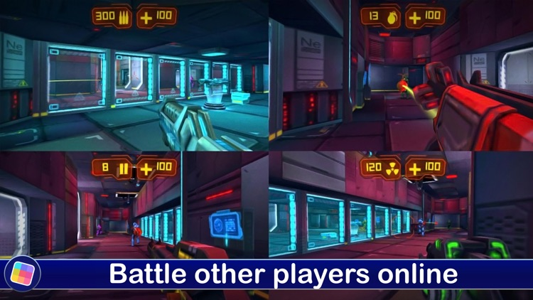 Neon Shadow - GameClub screenshot-8