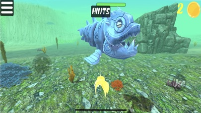 PUG FISH - OCEAN HUNTER Screenshot