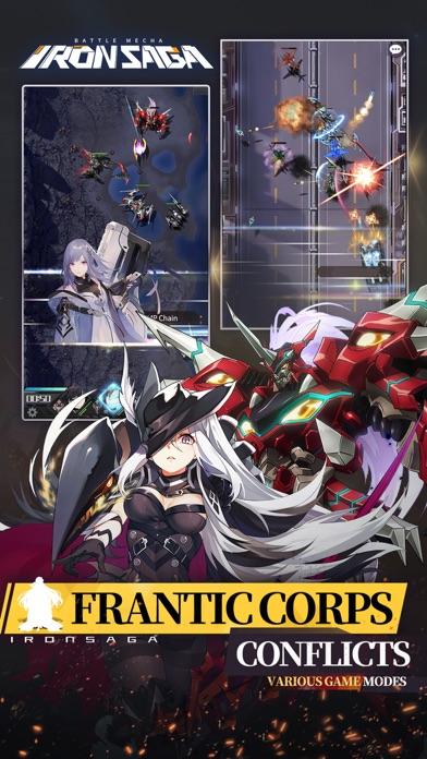 Iron Saga – Battle Mecha free Time hack
