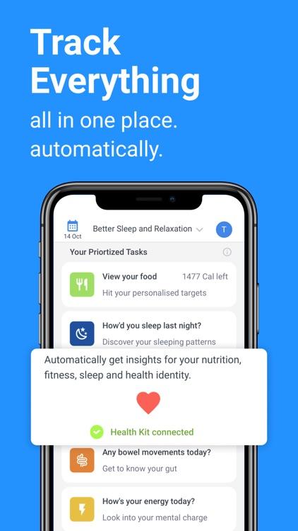 Gini: Smart Nutrition Tracker screenshot-3