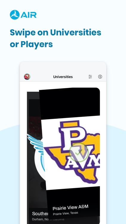 AIR - College Recruiting screenshot-3