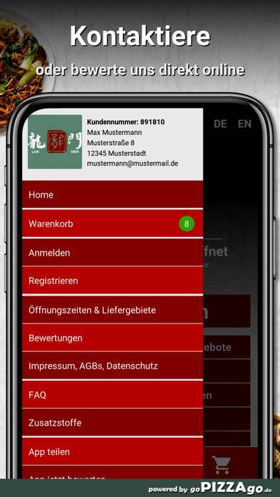 Lon-Men Restaurant Berlin screenshot 1