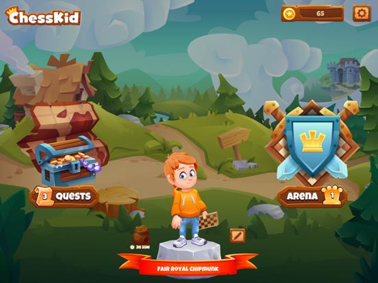 Chess Adventure for Kids screenshot 7
