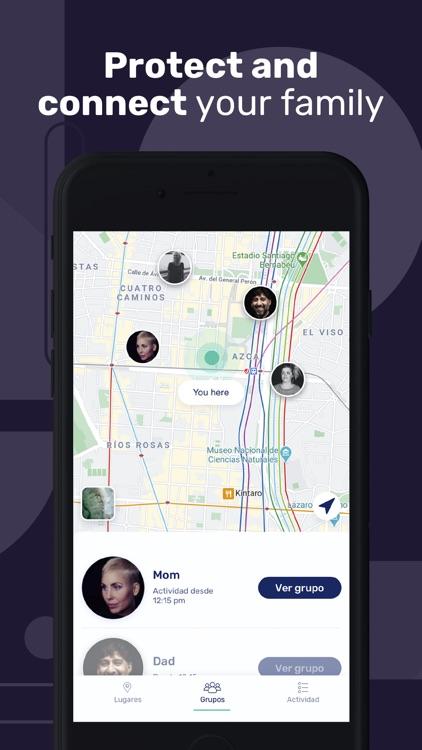 GeoFind: Location tracker screenshot-0