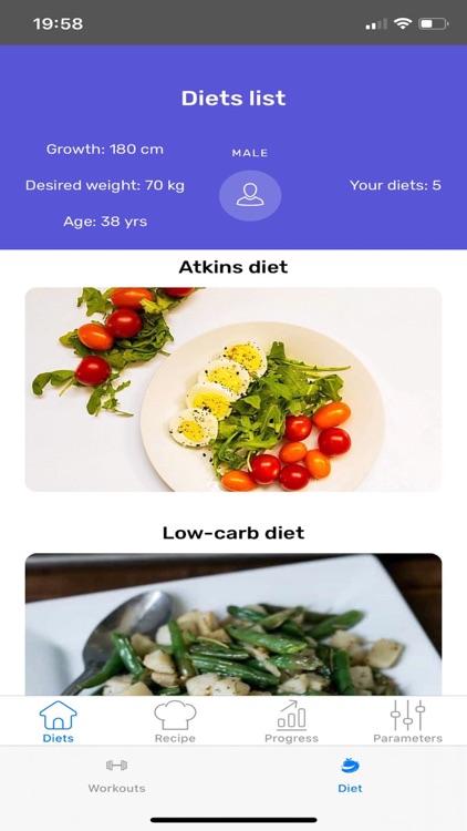 Fitness365: Gym & Meal Planner screenshot-4