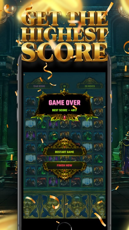 Dark King Riches screenshot-4