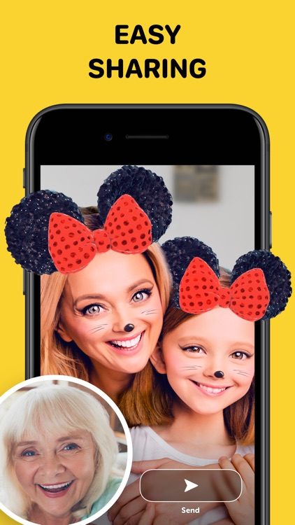 Banuba: Funny Face Swap Filter screenshot-3