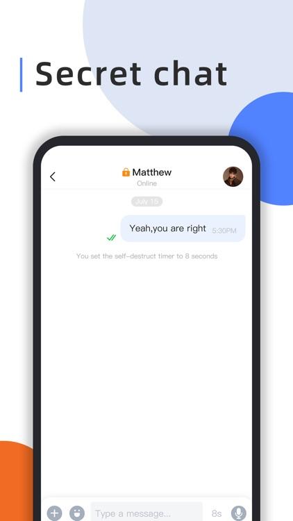 Melon Chat screenshot-4