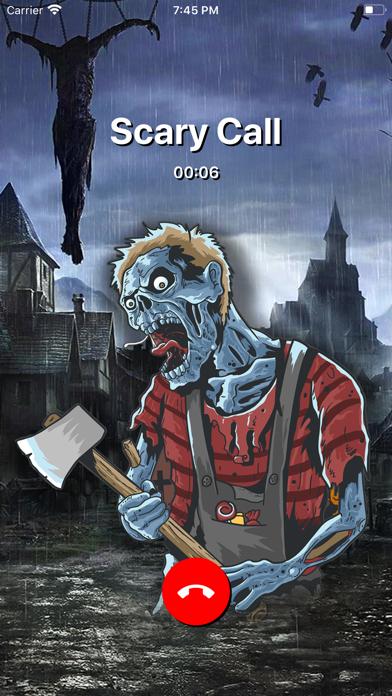 Scary Call Screenshot