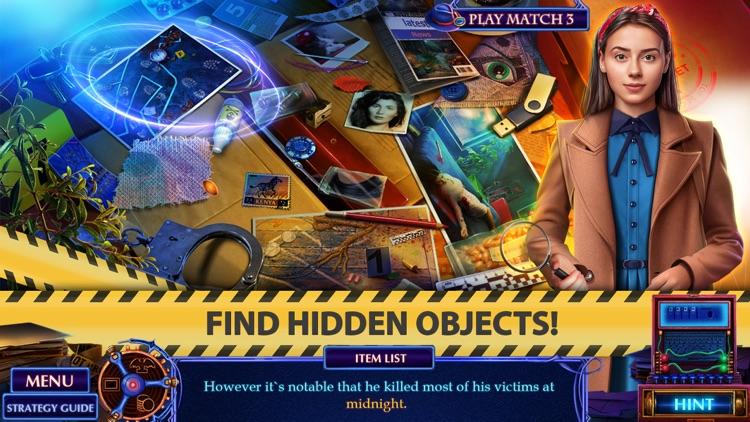 Fatal Evidence: Art of Murder screenshot-0