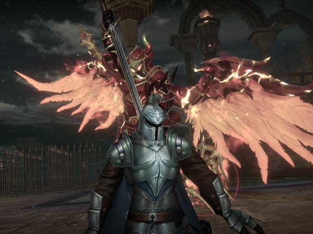 Blade of God : Vargr Souls, game for IOS