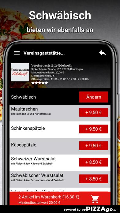 Edelweiß Reutlingen screenshot 6
