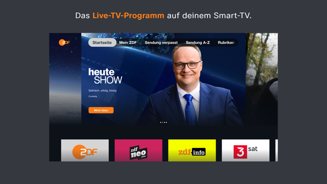 ‎ZDFmediathek Screenshot