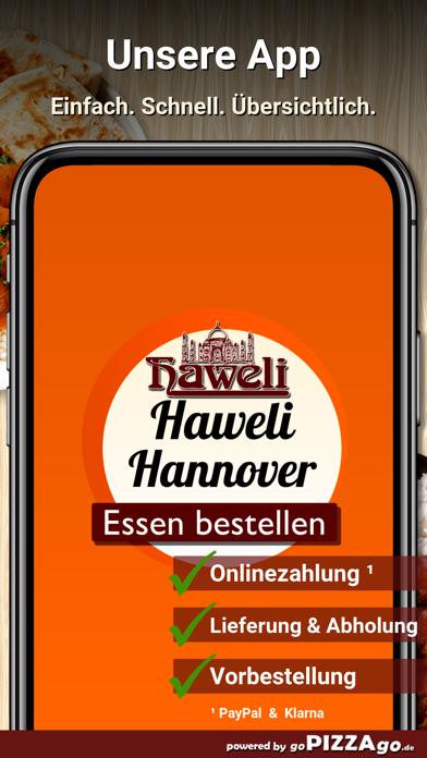 Haweli Hannover screenshot 1