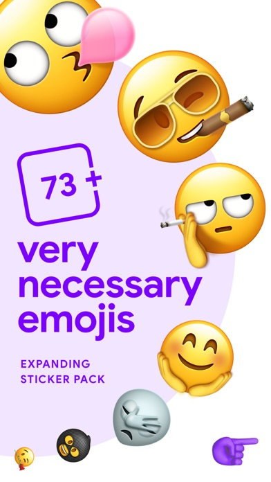 Very Necessary Emojis Screenshot