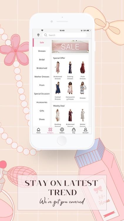 JJsHouse:Bridesmaid Dresses