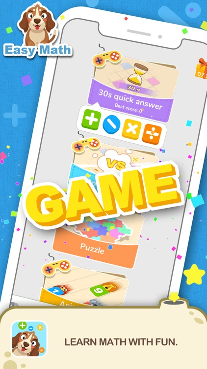 Easy Math: Math Game screenshot-6