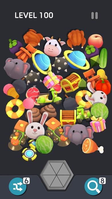 Pair 3D: Matching Puzzle Game screenshot 6