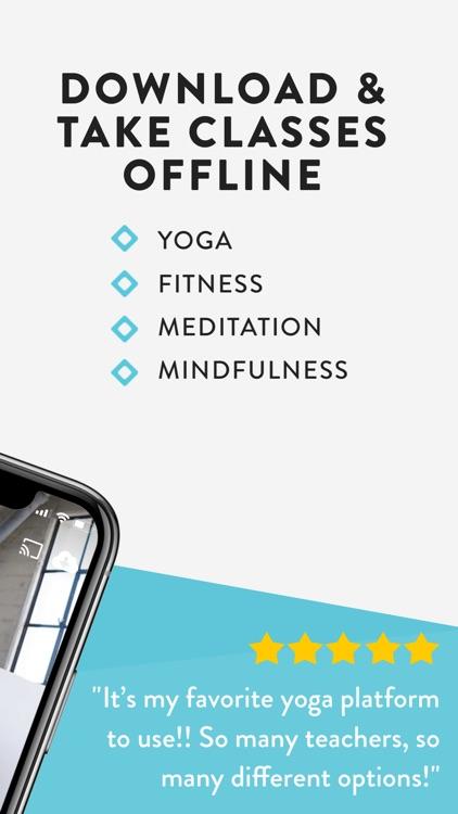YA Classes - Home Yoga Classes
