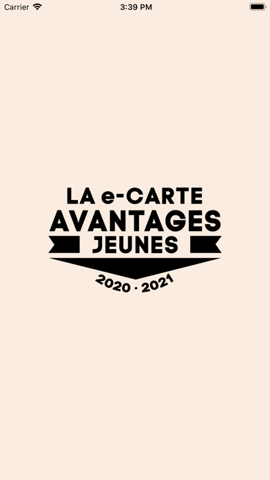 cancel Carte Avantages Jeunes app subscription image 1