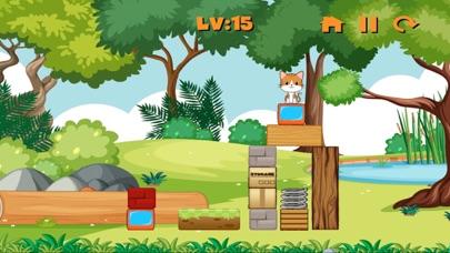 Kitty Drop Cat Save screenshot 5