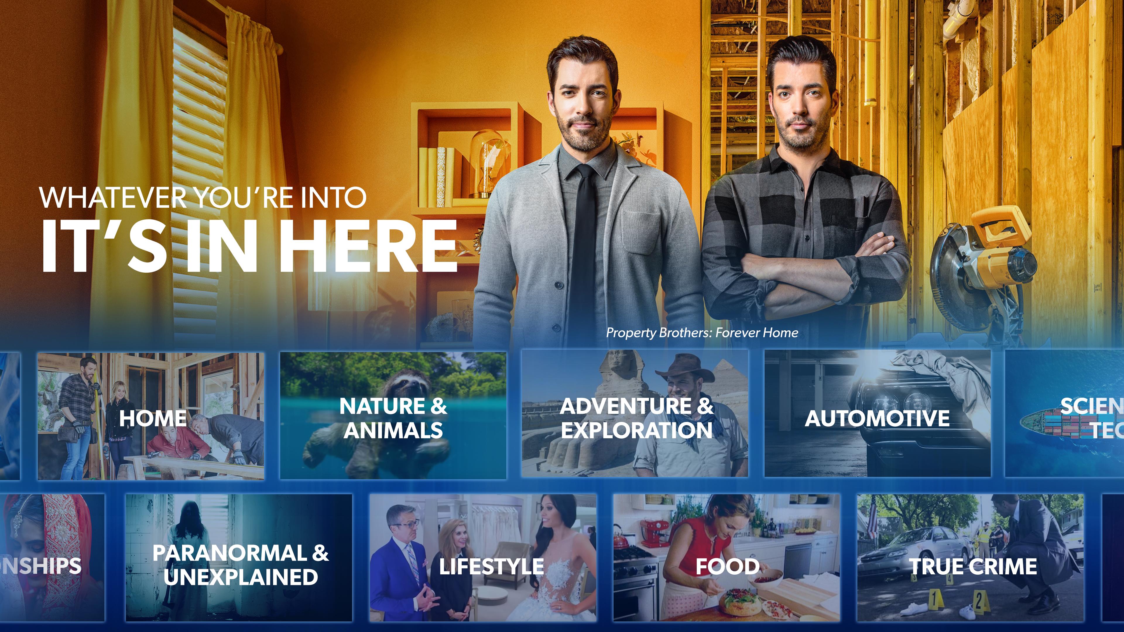 discovery+   Stream TV Shows screenshot 8