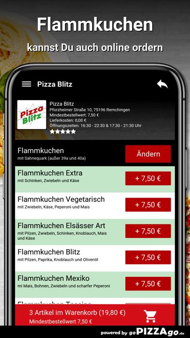 Pizza Blitz Remchingen screenshot 5