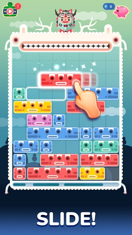 Slidey®: Block Puzzle screenshot-1