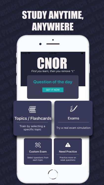 CNOR Exam Prep 2020