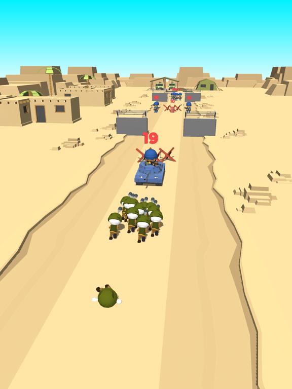 Army Shift screenshot 6