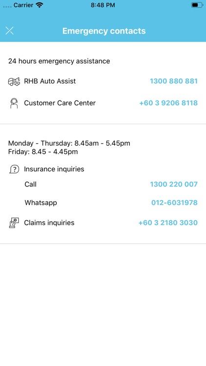 RHB Insurance screenshot-5