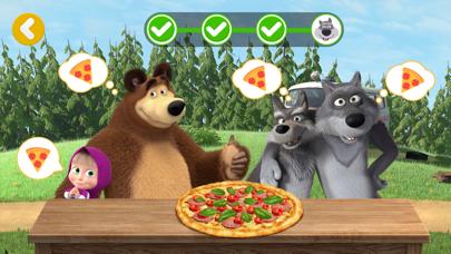 Masha and the Bear Pizzeria! screenshot 6