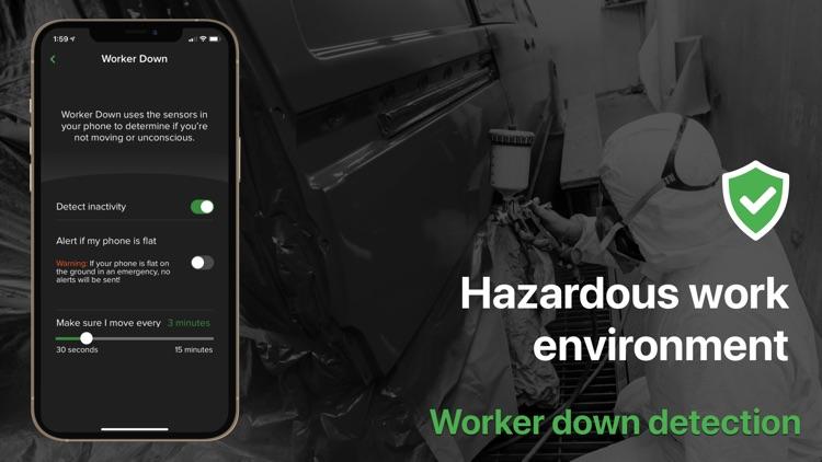 LoneWorker Pro—Safety Alerts screenshot-4