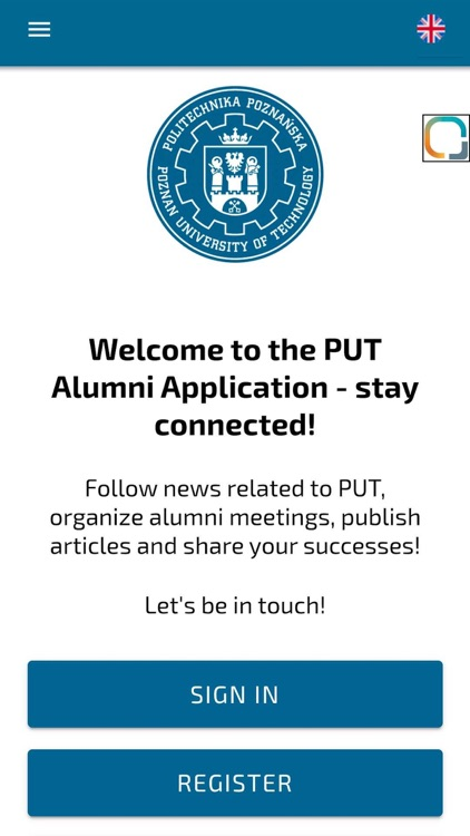 Stay connected with PUT Alumni