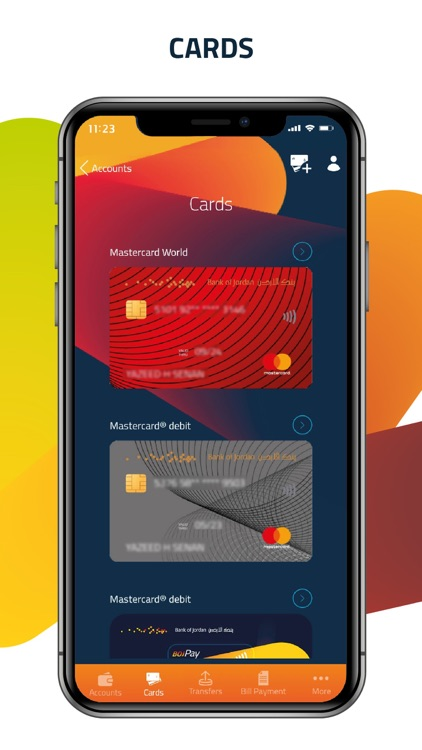 BOJ Mobile - بنك الأردن screenshot-4