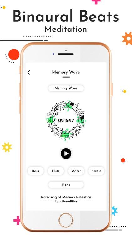 Binaural Beats Meditation App screenshot-4